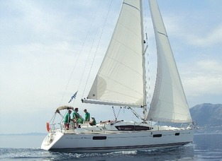 S/Y Sun Odyssey 42DS