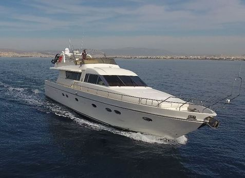 M/Y Posillipo Technema 67