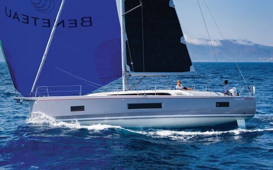 New addition to our fleet! Brand New BENETEAU OCEANIS 46.1 2020
